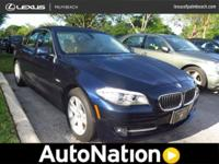 2011 BMW 5 Series. Our Location is: Lexus Palm