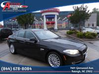 This is a 2011 BMW 535i xDrive, 4D Sedan, 3.0L I6 DOHC