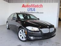 2011 BMW 5 Series Sedan 550i xDrive Our Location is: