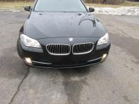 This BMW 5-series is a 2nd owner (personal) vehicle.