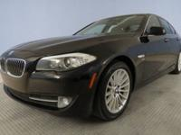 This exceptionally clean 535i xDrive ONE OWNER with