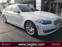 Located at Baglier Buick GMC. This BMW speaks Premium