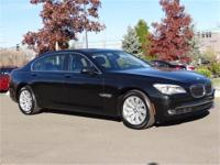 7 Series 750Li xDrive, 4D Sedan, 4.4L V8 32V Twin