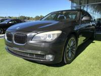 We are excited to offer this 2011 BMW 7 Series. Your