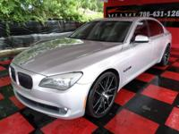 Options:  2011 Bmw 7-Series Come See Our Wide Selection