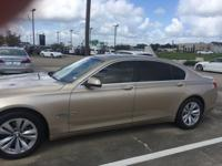 We are excited to offer this 2011 BMW 7 Series. Drive