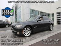 Options:  2011 Bmw 750I Xdrive|All Wheel Drive|Parking