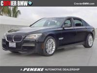 2011 BMW 7 Series 750Li Sedan Our Location is: Crevier
