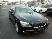 2011 BMW 7 Series Just Reduced! **CLEAN CAR FAX**,