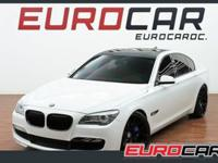 FEATURED: 2011 BMW 750I SPORT CUSTOM ALL FACTORY