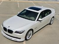 * Alpina Package * Camera Package * Driver Assistance
