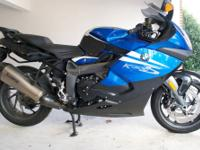 2011 BMW K13S - Loaded - excellent condition - never
