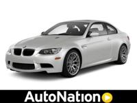 2011 BMW M3 Our Location is: AutoWest BMW MINI of