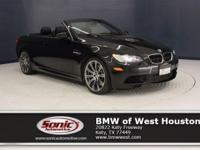 This 2011 BMW M3 Convertible has a Certified Clean