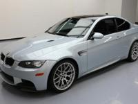 This awesome 2011 BMW M3 comes loaded with the