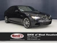 This 2011 BMW M3 Sedan is a One Owner vehicle with a