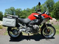 2011 R1200GS779 Miles this is not a misprint!This is a