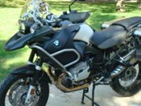 2011 BMW 1200GS Adventure. It has 6687 miles and is in