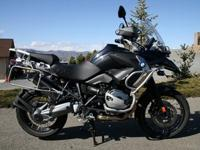 2011 BMW R1200GS Excellent ConditionFor a faster