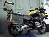 2011 BMW R1200GSA Adventurer. This bike is in excellent