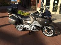 Sport touring 2011 BMW R1200RT with premium package