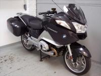 2011 BMW R1200RT. This bike has only 7634 miles, it is