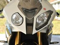 For Sale 2011 BMW S1000RR completely packed and