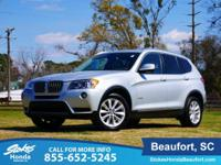 Silver 2011 BMW X3 xDrive28i AWD 8-Speed Automatic