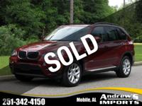 2011 BMW X5 xDRIVE35i PREMIUM, VERMILION RED WITH SAND