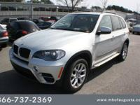 Mercedes-Benz of Augusta presents this 2011 BMW X5 AWD