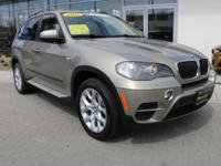 This 2011 BMW X5 35i Premium is proudly offered by