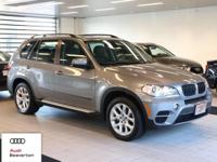 This outstanding example of a 2011 BMW X5 35i Premium