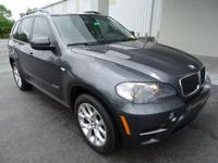 Check out this 2011 BMW X5 . Its Automatic transmission