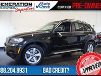 X5 xDrive50i, Black, and 2011 BMW X5. Call ASAP! Best