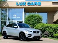 LOCAL TRADE VERY CLEAN 2011 BMW X6 35i SPORT AWD!