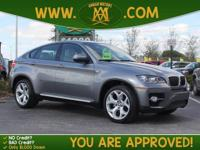 Options:  2011 Bmw X6: Premiering In 2009 And Marketed