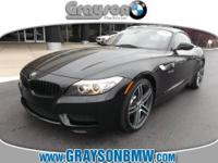 RARE M SPORT PACKAGE WITH 6 SPEED MANUAL TRANSMISSION,
