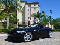2011 BMW Z4 SDRIVE 30I 2-DOOR HARDTOP ROADSTER***1