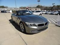 We are excited to offer this 2011 BMW Z4. This BMW