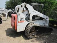 Low hours. Skid Steers All-Wheel 3872 PSN . 2011 Bobcat
