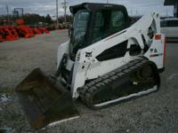 2011 Bobcat T650 SIEVERS-AUBURN 1805 HRS CAB WITH HEAT