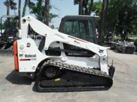 2011 Bobcat T770 T770 Compact Track Loader Bobcat T770