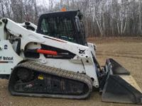 2011 Bobcat T770. 2011 Bobcat T770 model in fantastic