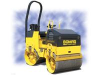 2011 BOMAG BW90AD-2 For Sale Only   Compact size high
