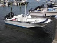 Up for sale is my 2011 17' Boston Whaler Montauk. It