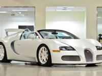 This is a Bugatti, Veyron for sale by FUSION LUXURY