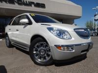 AWD. Nice SUV! Isn't it time for a Buick ! This 2011