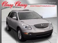AWD 7 PASSENGER LUXURY!! This 2011 Buick Enclave CXL