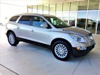 Win a deal on this 2011 Buick Enclave CX before it's