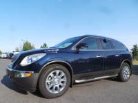Options:  2011 Buick Enclave Cxl|Blue|80|782